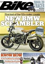 Bike issue September 2016