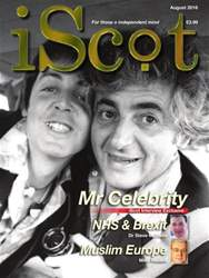 iScot Magazine issue August 2016