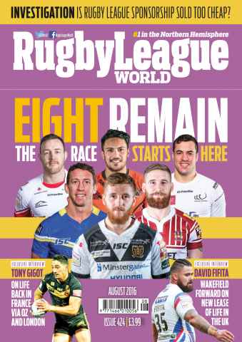 Rugby League World Preview 1