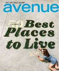 Avenue Calgary issue August 2016