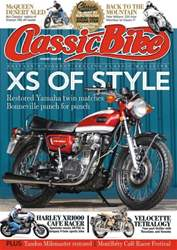 Classic Bike issue August 2016