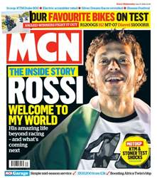 MCN issue 27th  July 2016