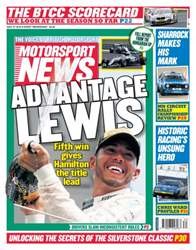 Motorsport News issue 27th July 2016
