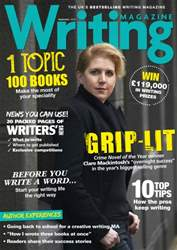 Writing Magazine issue September 2016