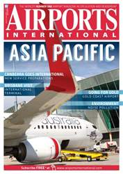 Airports International issue August/September 2016