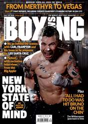 Boxing News International issue 26/07/2016