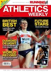 Athletics Weekly issue 28/07/2016