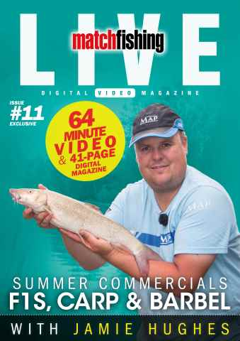 Match Fishing Live issue Issue 11