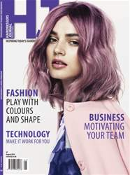 Hairdressers Journal issue Aug 2016