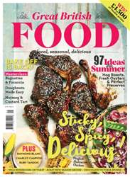 Great British Food issue Sep-16