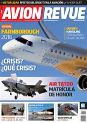 Avion Revue Internacional España issue Número 410