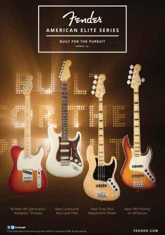 Guitar & Bass Magazine Preview 2