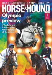 Horse & Hound issue 28th July 2016