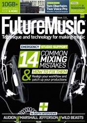 Future Music issue September 2016