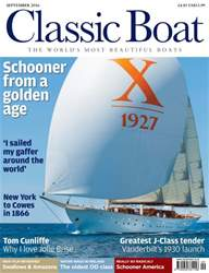Classic Boat issue September 2016