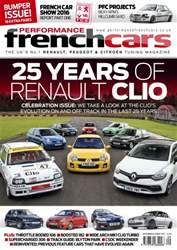 Performance French Cars issue Sep/Oct16