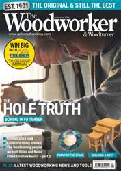 The Woodworker Magazine issue September 2016