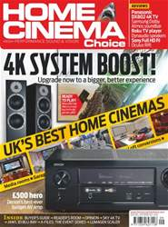 Home Cinema Choice issue September 2016