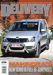 Delivery Magazine issue Issue 67 AUG/SEPT 2016