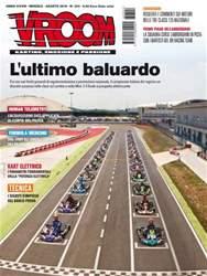 Vroom Italia issue n. 324 - Agosto 2016