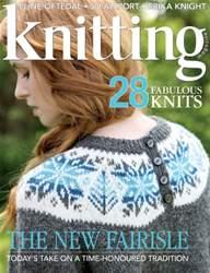 Knitting issue September 2016