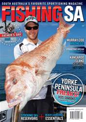 Fishing SA issue Fishing SA Aug/Sept 2016