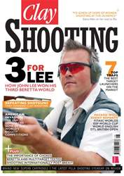 Clay Shooting issue August 2016
