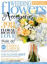 Wedding Flowers Magazine issue September/October16