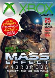 Official Xbox Magazine (UK Edition) issue September 2016