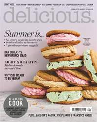 Delicious Magazine issue August 2016