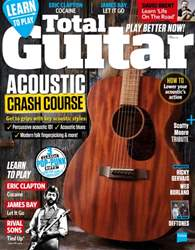 Total Guitar issue Summer 2016