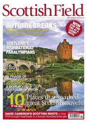 Scottish Field issue Sep-16