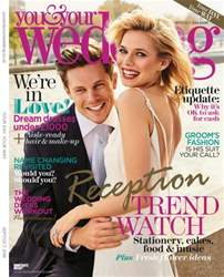 You & Your Wedding issue September/October 2016