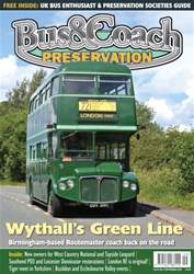 Bus & Coach Preservation issue September 2016