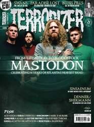 Terrorizer Magazine issue Terrorizer 273