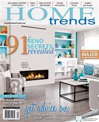 Canadian Home Trends issue Summer 2016