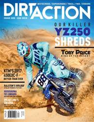Dirt Action issue Issue#206 Aug 2016