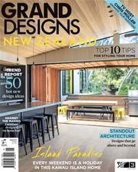 Grand Designs NZ issue Issue 2.4 2016