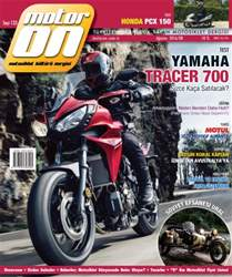 Motoron issue Motoron Ağustos 2016