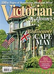 Victorian Homes issue Fall 2016