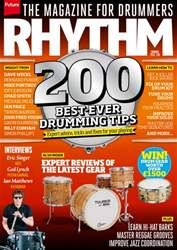 Rhythm issue Summer 2016