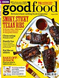 BBC Good Food issue August 2016