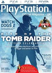 Playstation Official Magazine (UK Edition) issue September 2016