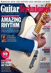 Guitar Techniques issue September 2016