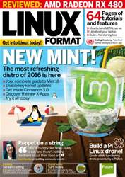 Linux Format issue Summer 2016