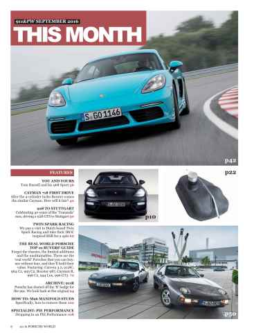 911 & Porsche World Preview 6