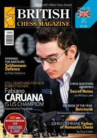British Chess Magazine Preview 1