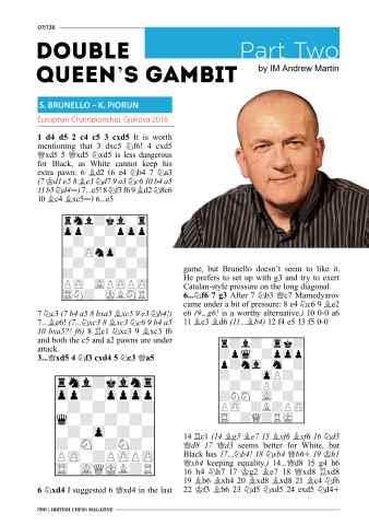 British Chess Magazine Preview 12