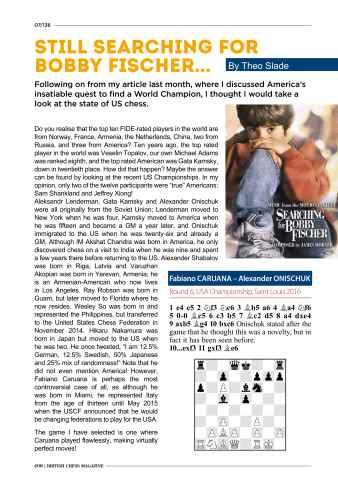 British Chess Magazine Preview 24