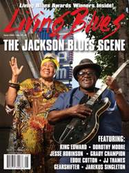 Living Blues issue Living Blues #244